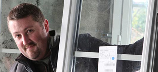 glasschade melden Katwijk