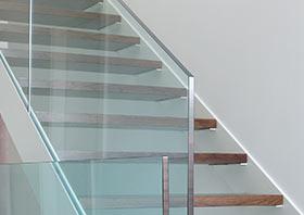 glazenzetter voor gehard glas