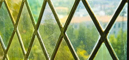 glas in lood glas soorten