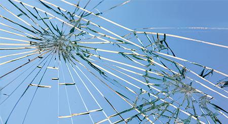 glasservice: glas laten vervangen