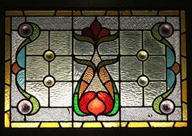 isolatiewaarde glas-in-lood